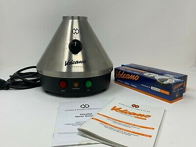 Storz & Bickel Volcano Classic Vaporizer SOLID VALVE (CHECK OUT ALL IMAGES)