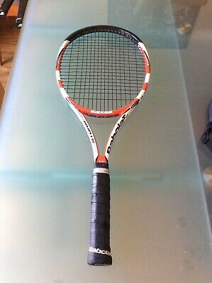 Babolat Pure Storm Tour Tennis Racket with RPM Blast at 25Kg Size 5