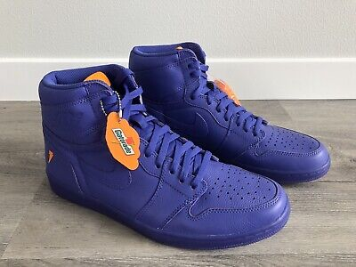 c5ac78542002 NIKE AIR JORDAN 1 Retro Hi OG Gatorade Grape Rush Violet Mens 13 ...