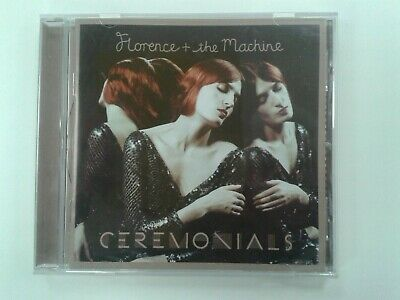 Florence and the Machine - Ceremonials CD album (2011)