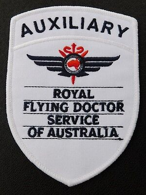 Royal Flying Doctor Service of Aust. Auxiliary Collectors Patch Not Official