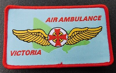 Air Ambulance Victoria patch - Collectors Patch Not Official