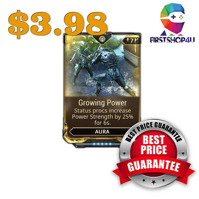 Paid Consultation On Warframe Pc And Maxed Impact Mod Pack As A Gift 19 99 Picclick The growing power mod is a valuable tool that will help players in their warframe adventures. picclick