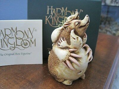 Harmony Kingdom Holy Moley Mole Box Figurine Mole Hole Gift Shop Excl LE500 RARE