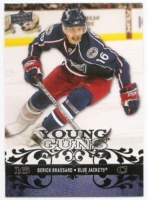 08/09 UPPER DECK SERIES 1 YOUNG GUNS RC Hockey (#201-250) U-Pick From List