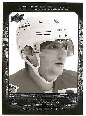 14/15 UPPER DECK SERIES 2 UD PORTRAITS Hockey (#P1-P40) U-Pick From List