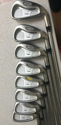 TaylorMade RAC OS Irons 3-PW - Good Condition