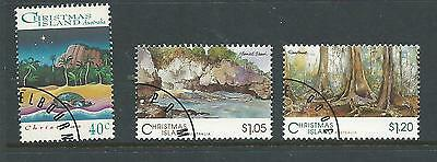 1993 Scenic Views x 2 & 40c Christmas Complete MUH/MNH Cancelled to Order