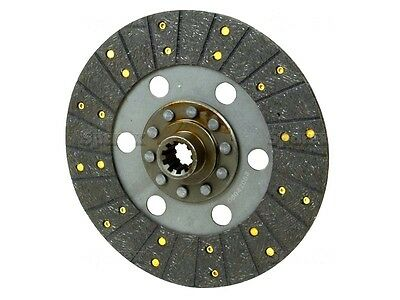 """Pto Clutch Plate (10"""") Fits David Brown 780 880 885 950 Tractors."""
