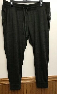 5267444d98cb8 Mens Old Navy Active Size XL Go-Dry Track Pants Jogger Green Msrp $49.99 New