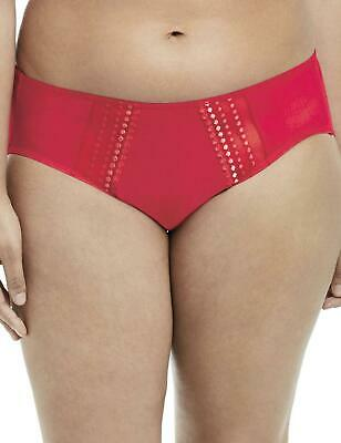 Elomi Matilda Brief Knickers Flame Red 8905 New Elomi Lingerie