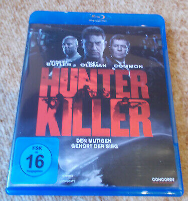 "Film Blu-ray ""Hunter Killer"""