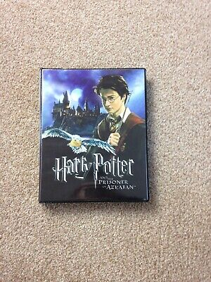Harry Potter Trading Card Game 52 Cards 4 Shiny Prisoner Azkaban Wallet 2001