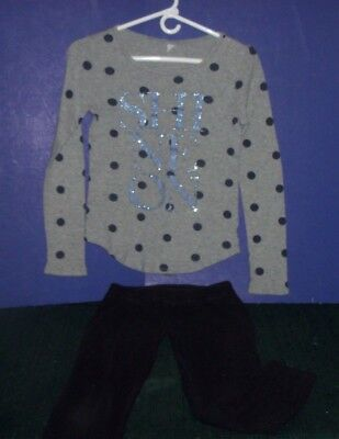 cc833a3224832 GIRLS JUSTICE CRB & more clothing lot tops & pants size 18.5 to 20 ...