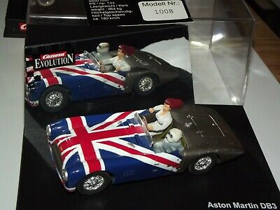 M027 Carrera Evolution 25442 Aston Martin DB3 Mayhem Limited Edition Slotcar1:32