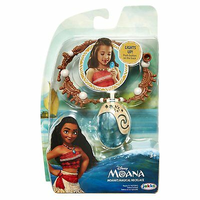Moana Magique Coquillage Collier