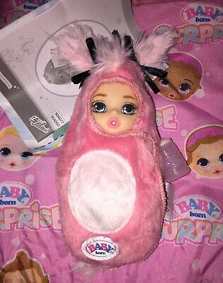 Zapf BABY born® Surprise Puppe PINK POODLE PINKER PUDEL