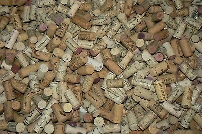 260 -Assorted Recycled Wine Corks - Crafts Plus More - FREE PRIORITY SHIPPING