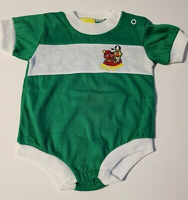 Sesame Street One-piece Jumper 0-3 Mths Excellent Condition