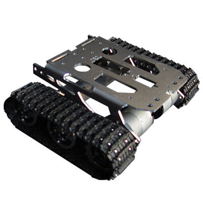 9-12V DIY Light Shock Absorbed Smart Tank Robot Chassis Crawler for Arduino