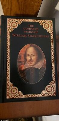 The Complete Works of William Shakespeare Hardcover Book 1994