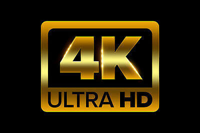4K UHD (Ultra High Definition) Blu-Ray (Bluray) Adult Owned