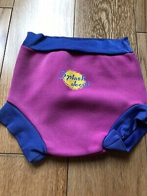 Swim Nappy Girls Splash About Happy Nappy Size Large (6-12 Months Approx)
