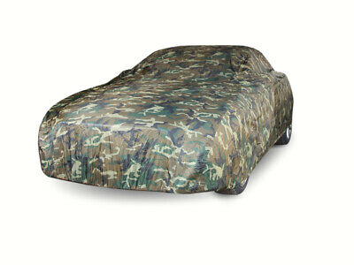 Car Cover Camouflage Autoabdeckung for Tesla Roadster