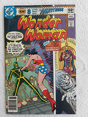 Wonder Woman #273 (Nov 1980, DC) Newsstand Vol #39 VG