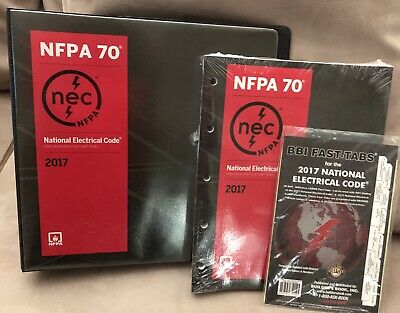 NFPA 70 National Electrical Code  2017 Edition