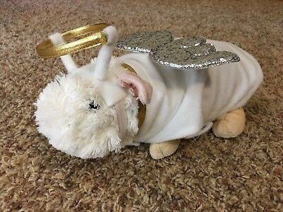 Guinea Pig/Small Animal Costume/Clothes*Angel*Holiday*Halo & Wings*Outfit
