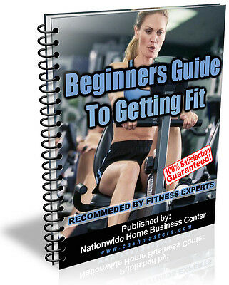 Beginners Guide To Getting Fit Pdf Ebook Free Shipping Resale Rights