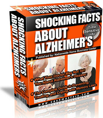Shocking Facts About Alzheimers Pdf Ebook Free Shipping Resale Rights