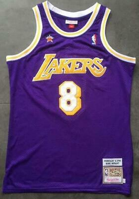 2f9236fe8bfc AUTOGRAPHED LOS ANGELES Lakers Kobe Bryant Pro Cut Nike Jersey ...