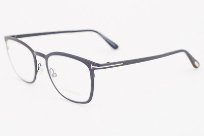 3062d08d2f08c BRAND NEW AUTHENTIC Tom Ford Eyeglasses Ft Tf 5464 001 51Mm Shiny ...