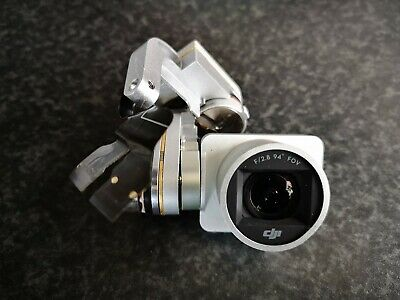 DJI Phantom 3 Professional 4K Camera (including gimbal, ribbon and spare parts)