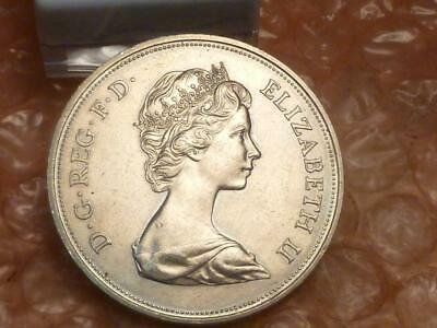 Queen Elizabeth II and Prince Phillip Silver Wedding Coin 1947-1972