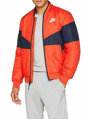 NIKE SPORTSWEAR SYNTHETIC Fill Bomber Quilted Jacket 864946