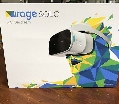 Lenovo Mirage Solo with Daydream, Standalone VR Headset with Worldsense.