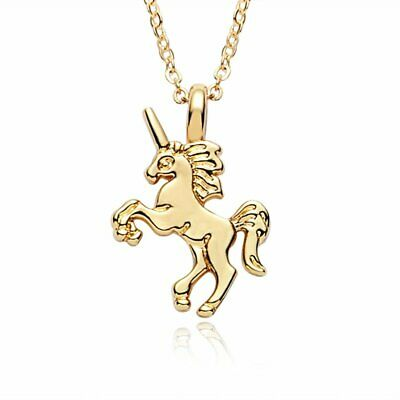 Fashion Colorful Horse Pendant Charm Long Sweater Chain Necklace Jewelry Women