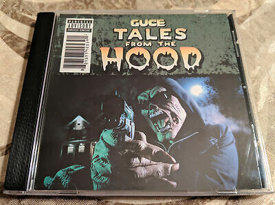 Bay Area Rap CD GUCE - Tales From the Hood SMG NM ORIG CDR Rare GIT PAID