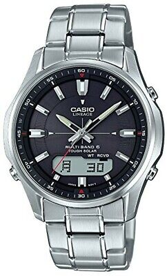CASIO Watch LINEAGE radio wave solar LCW-M100DE-1AJF Men from japan