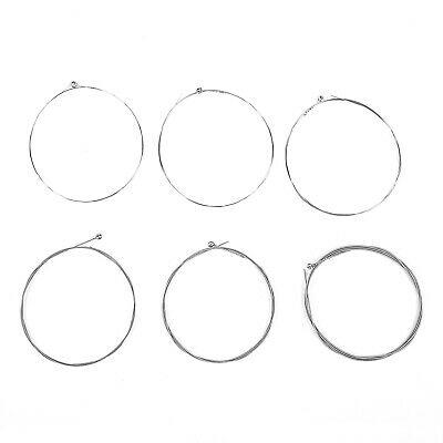 For E102 Electric Guitar Replace 6 Pcs/lot Strings String Set Steel Core Durable