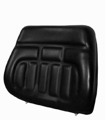 Back Cushions Padding Tractor Seat Suitable for Grammer Ls 95h1/90ar PVC New