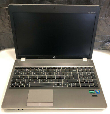HP ProBook 4535S AMD A4-3305M with Radeon Graphics 1.90 GHz 4GB 320GB WIN 7 Pro