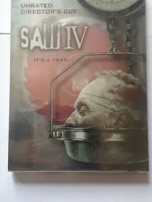 Saw 4 [New DVD] Ac-3/Dolby Digital, Dolby, Subtitled, Unrated, Widescreen