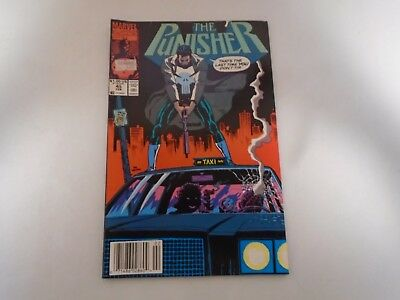 THE PUNISHER - VOL 2 - No 45 - FEB 1991 - COMIC