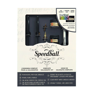 Speedball Complete Calligraphy Kit 3062