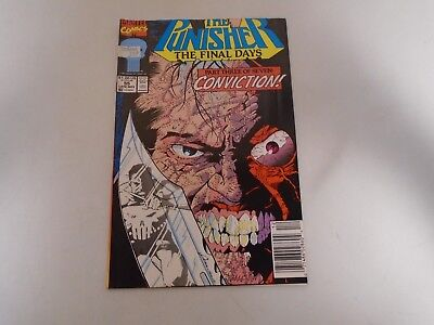 THE PUNISHER - LATE NOV - VOL 2 - No 55 - 1991 - COMIC