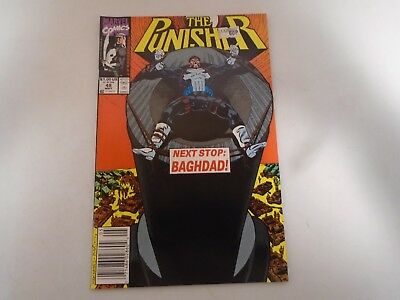 THE PUNISHER - VOL 2 - No 48 - MAY 1991 - COMIC